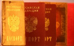 Паспорта РФ © KM.RU, Илья Шабардин