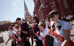 День «Последнего звонка» в Москве © KM.RU, Кирилл Зыков