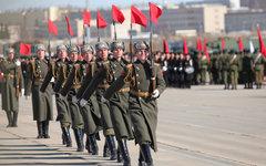 Репетиция парада Победы 2012 © KM.RU, Кирилл Зыков