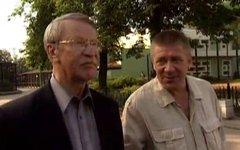Иван и Андрей Краско. Фото с сайта kino-teatr.ru