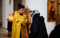 Отец Иоанн Федоринов. Фото из архива священника