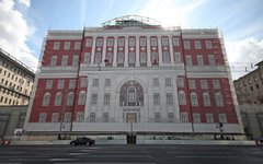 Мэрия Москвы © KM.RU, Алексей Белкин