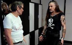 Никита Джигурда и Бари Алибасов. Фото предоставлено пресс-службой Бари Алибасова