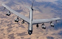 B-52 Stratofortress. Фото Master Sgt. Lance Cheung с сайта wikimedia.org