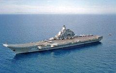 Авианесущий крейсер проекта 1143 «Кречет». Фото с сайта wikimedia.org