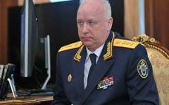 Александр Бастрыкин. Фото Kremlin.ru