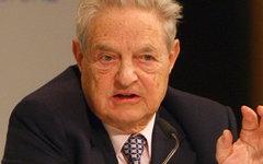 Джордж Сорос. Фото с сайта wikipedia.org