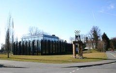 Штаб-квартира МОК в Лозанне. Фото с сайта wikimedia.org