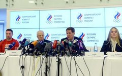 Фото с сайта olympic.ru