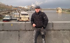 Фото со страницы Руслана Лебусова в «Вконтакте»
