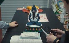 Стоп-кадр из видео ТНТ