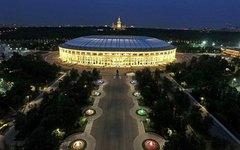 Москва, Лужники. Фото с сайта mos.ru