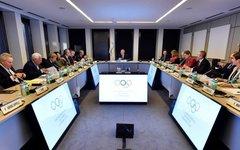 Фото Christophe Moratal с сайта olympic.org