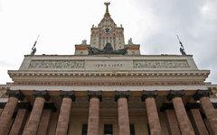 Здание МГУ © KM.RU, Илья Шабардин
