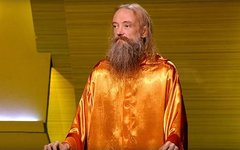 Андрей Жданов. Стоп-кадр из передчи