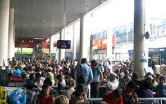 Аэропорты заработали как прежде © KM.RU, Роман Погодаев