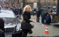 Мария Максакова. Стоп-кадр с видео в YouTube