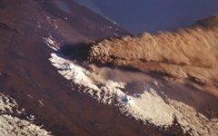 Ключевская Сопка, извержение 1994 года. Фото с сайта wikimedia.org