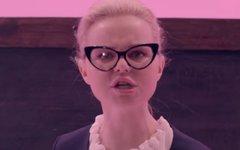 Стоп-кадр из клипа Алисы Вокс «Малыш»