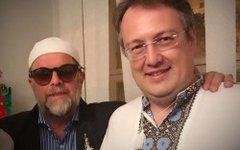 Борис Гребенщиков и Антон Геращенко. Фото с сайта stoletie.ru