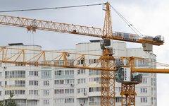 Строительные краны © KM.RU, Илья Шабардин