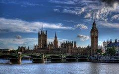 Вестминстерский дворец. Фото Graeme Maclean с сайта wikimedia.org