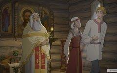Кадр из мультфильма «Сказе о Петре и Февронии». Фото с сайта kinopoisk.ru