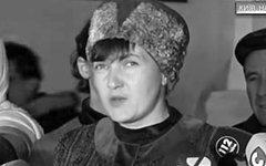 Надежда Савченко. Фото: кадр канала NewsOne с сайта vz.ru