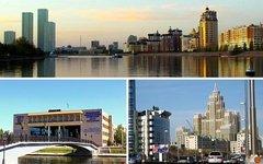 Астана. Фото с сайта wikimedia.org