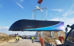 Фото с сайта hyperloop-one.com