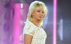 Ирина Алегрова. Фото с сайта irinaallegrova.ru