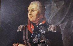 Последний прижизненный портрет М. И. Кутузова. Фото с сайта wikimedia.org