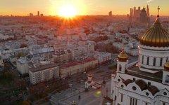 Кадр из фильма «Москва никогда не спит». Фото с сайта kinopoisk.ru