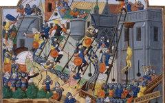 Осада Константинополя. Фото с сайта ru.wikipedia.org
