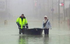 Наводнение в Париже. Фото с сайта tvc.ru