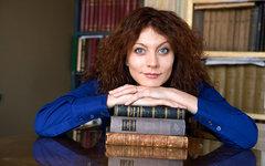 Вита Холмогорова. Фото Дины Щедринской с сайта gazeta.ru