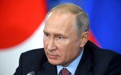 Владимира Путина сдвинут элиты