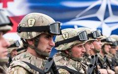 Грузия вступает в конфликт с Россией
