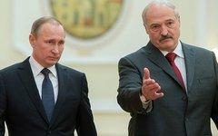 Владимир Путин аннексирует Белоруссию