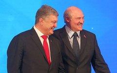 Образцово-показательная украино-белорусская дружба