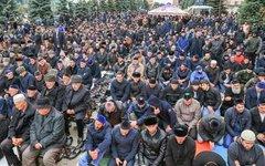 Протест в Ингушетии