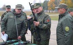 Лукашенко предложил использовать белорусских военных в качестве миротворцев