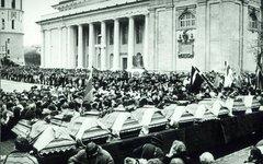 События в Вильнюсе 1991 год