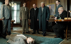 Кадр из фильма «Смерть Сталина». Фото с сайта kino-teatr.ru