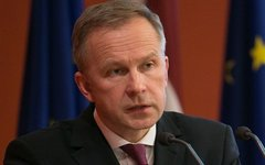 Фото Ernests Dinka, Saeimas Kanceleja с сайта wikimedia.org