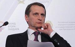 Сергей Нарышкин © KM.RU, Алексей Белкин