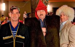 Кадр из ремейка фильма «Кавказская пленница». Фото с сайта kino-teatr.ru