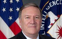 Майкл Помпео. Фото с сайта cia.gov