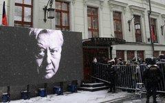 Прощание с Олегом Табаковым © РИА Новости, Владимир Астапкович