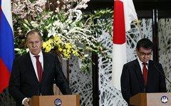 Переговоры в Японии. Фото с сайта mid.ru